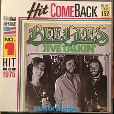 7'Bee Gees  Jive talkin'/Wind of change  70's GOLD!HIT COMEBACK