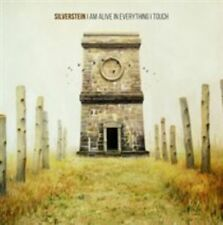 Silverstein I Am Alive In Everything I Touch (W Dvd) colored vinyl LP NEW sealed
