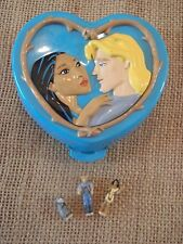 Vintage Polly Pocket Bluebird 1995 Disney Pocahontas Compact J1