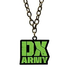 Pendentif WWE D GENERATION X ARMY catch collier NEUF