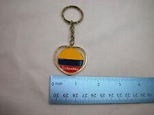Colombia Key chains Calendario de Colombia del 2014 con los días festivos