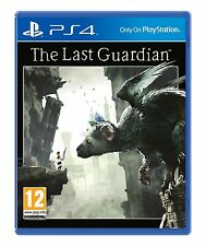 The Last Guardian Playstation 4 PS4 NEW SEALED
