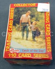 Andy Griffith Collector Set 110 Trading Card Series Mayberry Enterprises '90 NIB
