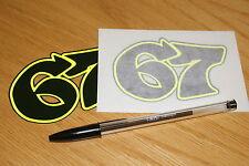 Shakey Race Number 67 - (2014) Pair