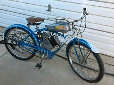 1955 Schwinn Wasp/Whizzer Motorbike Bicycle