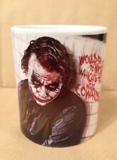 THE JOKER 'HEATH LEDGER' MUG. BRAND NEW. FREE DELIVERY