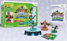 Skylanders Swap Force Starter Pack WII - totalmente in italiano