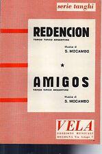 SC19 SPARTITO Redencion - Amigos (Mocambo)