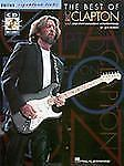Eric Clapton: The Best of Eric Clapton Book with CD - Guitar TAB by Hal Leonard
