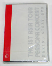 SS501 - The 1st Asia Tour Persona Concert Making Story DVD (2Discs)