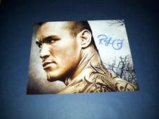 "RANDY ORTON PP SIGNED 10""X8"" PHOTO REPRO TNA WWE WRESTLING"