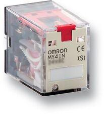 Relé 2 polos 230V ac Omron MY MY2 relay rele relais