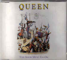 Queen-The Show Must Go On cd maxi single