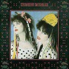 Strawberry Switchblade by Strawberry Switchblade (CD, JAPAN IMPORT CD )