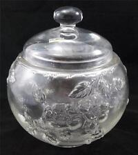 Villeroy & and Boch WILDROSE large punch bowl 24% lead crystal glass NEW