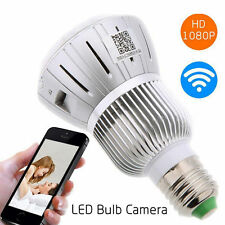 Lampada a LED Lamp Camera Spy Cam Support TF Telecamera Spia Motion Detection IR