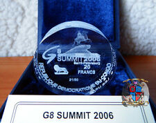 Congo 20 francs 2006 VERY RARE!! (RRR) Mintage - only 50 pcs.!!! G8 SUMMIT 2006