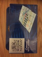 WINSOR & NEWTON Cotman Water Colours PAINTING PLUS Studio 24 Half Pan Paints