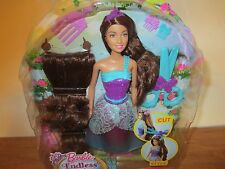 Barbie Teresa Doll Endless Hair Kingdom Longest Locks Princess & Accessories