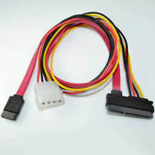 "16"" 7 pin+15-pin Serial ATA SATA Data Power Combo Cable"