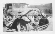ANTIQUE HUNTING REPRODUCTION 8 x 10 PHOTOGRAPH   HUGE COUGAR ON PICK UP TRUCK