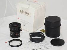 Leica M6 Elmarit-M 21mm f2.8  W-A lens. CANADA. Leica M2, M3 M4 and M240. BOXED