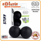 RAD Roller Stiff Black Self Massage Ball Physio Trigger Point Pain Relief Tool