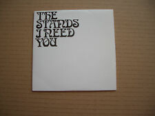 THE STANDS - I NEED YOU - PROMO CD SINGLE IN A CARD SLEEVE