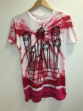 Bernhard Willhelm SS 2011 Tie Dye Star Runway Shirt NWT Small
