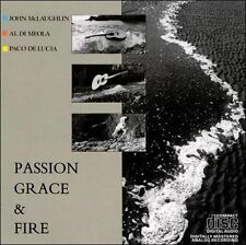Passion, Grace & Fire, New Music