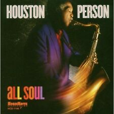 Houston Person - All Soul [New CD]