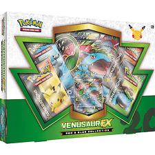 Pokemon TCG: Red & Blue Collection Venusaur-EX