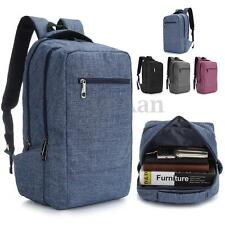 "15.6"" Business Travel Laptop Shoulders Backpack Bag Messenger Sport School Bag"