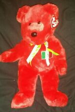 Osito Buddy Mexican Bear Ty Buddies New With Tag Red