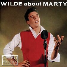 Marty Wilde Mad About Marty (New CD 2010) Original Recordings 5050457091323