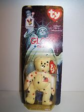 Teenie TY Beanie Baby Glory the Bear w/tags 1999 McDonalds in the Package
