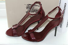 BURBERRY WILLOUGH BLOOD RED SNAKE #9us $695