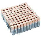 (Pack of 100) Duracell Coppertop Duralock AA Size Alkaline Batteries EXP 2025