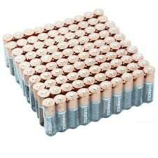 Cyber Monday Special - 100 x Duracell AA Size Alkaline Batteries EXP 2025