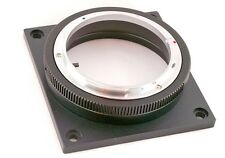 Mount Adapter for Canon FD FL lens to RED Epic Scarlet X cinema camera