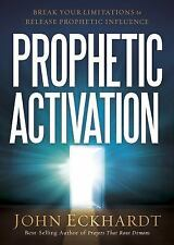 Prophetic Activation : Break Your Limitation to Release Prophe (FREE 2DAY SHIP)