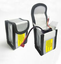 LiPo Guard Safe Battery Charging Protection Explosion-Proof Bag 125x64x50mm E
