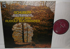 HQS 1291 Schubert Duo For Violin And Piano D.574 Josef Suk & Rudolf Buchbinder