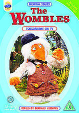The Wombles - Tobermory On Television (DVD, 2007)    Mint Condition