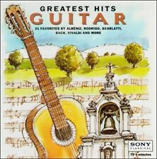 Guitar - Greatest Hits by John  Williams (CD) NEW! OOP!