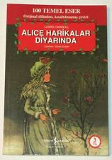 Lewis Carroll - ALICE IN WONDERLAND - Turkish edition, Istanbul, Turkey 2013