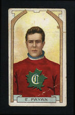 1911-12 C55 IMPERIAL TOBACCO ~ #43 ~ EUGENE PAYAN ~ ROOKIE CARD