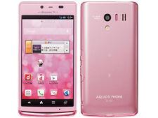 DOCOMO SHARP SH-04E AQUOS PHONE EX QUAD-CORE 2GB RAM ANDROID 4.1 SMARTPHONE NEW