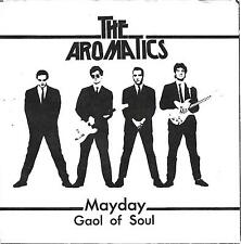 "THE AROMATICS Mayday / Gaol Of Soul 7"" Nachtigall Records X/88 30579 (GER 1989"