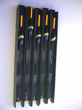 5 x Commercial Carp Fishery Ready to Use Pole Rigs. (11). Size 16 Barbless Hook